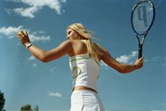 体育圈女神也是女汉子