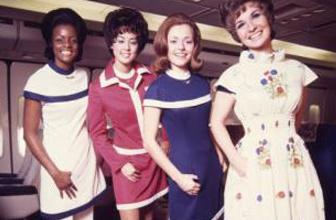 100年来美国时尚装扮史