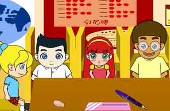 幼儿英语动画乐园16集