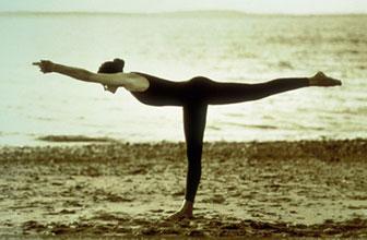 来自印度基础瑜伽一