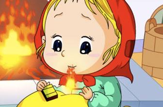 童话之卖火柴的小姑娘