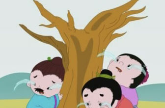 朱子三兄弟哭活紫荆树