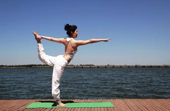 减肥瑜伽卷之普通篇