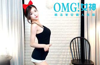 韩国主播跳AOA性感舞蹈