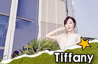 Tiffany写真显性感魅力