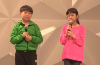 北京赛区王绪锴李雨函