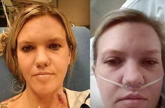 美国酷妈两度战胜癌症