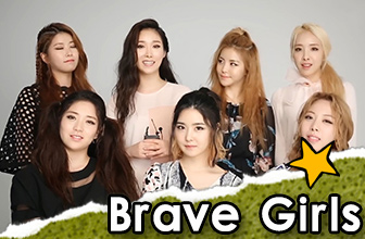 BraveGirls画报展性感