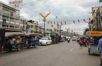 中国公民在老挝遭枪击