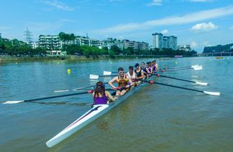 2016新津国际名校赛艇赛