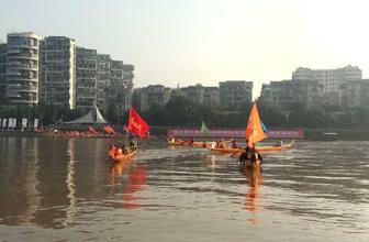 新津国际赛艇赛第二日