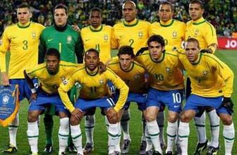 巴西0比0持平十人南非