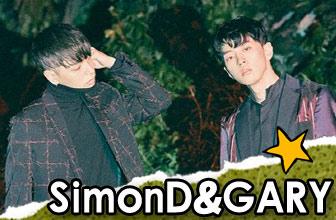 SimonD与GARY变身王子