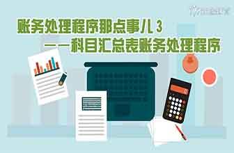 职场提升_账务处理程序3