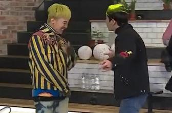 光熙与BIGBANG舞蹈对决