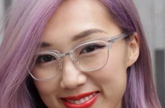 戴眼镜福音之眼镜妆容
