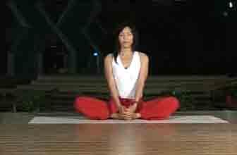 夏季养生瑜伽自学教程