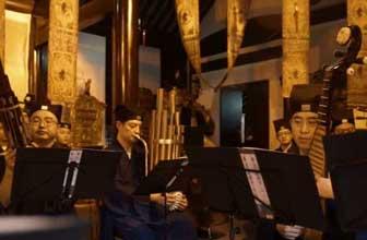 城隍庙里的90后乐队们