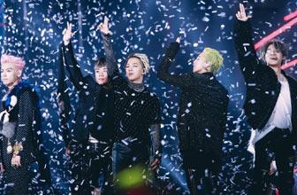 歌谣大战BIGBANG舞台