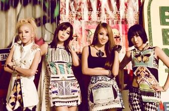 2NE1被曝解散因为朴春