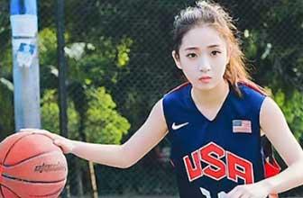 篮球宝贝酷似赤木晴子